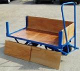 drop sided trolley