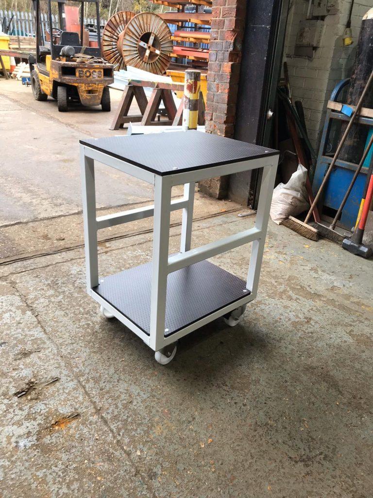 Small bespoke trolley